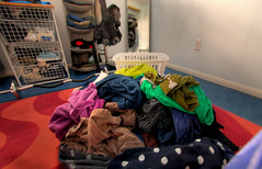 a pile of laundry 5