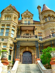 Bishop's Palace () Tags: galveston castle history museum architecture island texas tx 1800s victorian houston palace historic institute american era historical mansion architects galvestonisland gresham bishop byrne 1890s bishopspalace diocese archdiocese houstonist houstonistcom nhrp  top20texas