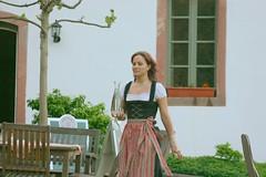 German waitress (LoveDanger) Tags: germany german waitress