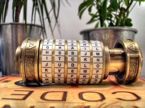 da vinci mysteriet kode box