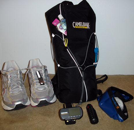 gear running