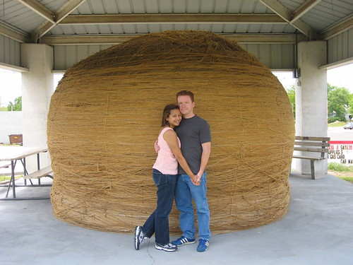 The Largest Ball of Twine - in the WORLD!