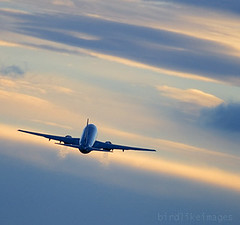 Commercial airplane in flight (Greg Bajor) Tags: travel sunset sky color industry topf25 silhouette clouds sunrise airplane freedom flying moving inflight airport twilight moody escape dusk vibrant aircraft aviation air transport aeroplane business commercial transportation vehicle midair awe mode takeoff cloudscape aerospace cotcmostfavorited 25faves top20aviation aplusphoto birdlikeimages gregbajor