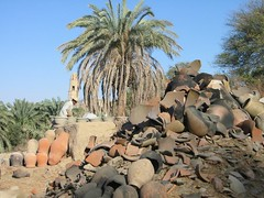 Pottery (Oases Egypt)