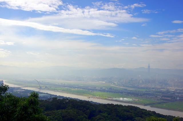 珍珠颱後之圓山