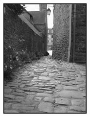 St Renan, France (Martin Beek) Tags: travel blackandwhite france monochrome sepia photography europe tonal monochromephotography lightanddarkness strenan sepialovers sepiaandmonochrome monochromeandsepia martinbeekc
