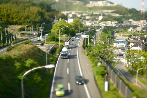 miniature city #1