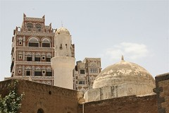 Mosque in Yemen (Eric Lafforgue) Tags: republic arabic arabia yemen arabian ramadan yemeni yaman arabie yemenia jemen lafforgue arabiafelix  arabieheureuse  arabianpeninsula ericlafforgue iemen lafforguemaccom mytripsmypics imen imen yemni    jemenas    wwwericlafforguecom  alyaman ericlafforguecomericlafforgue contactlafforguemaccom yemenpicture yemenpictures