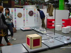Exhibition (individual8) Tags: berlin art germany may 2006 exhibition designmai