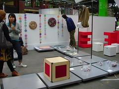 Exhibition (individual8) Tags: berlin art germany may 2006 exhibition designmai