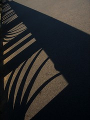 setting sun (maybemaq) Tags: bridge shadow abstract plane river angle czech prague geometry line vltava settingsun moldau