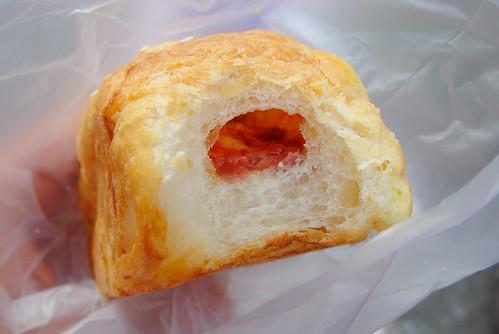 DSC08110 麵包 叉燒波羅