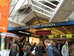 Picture of Bond Street Station