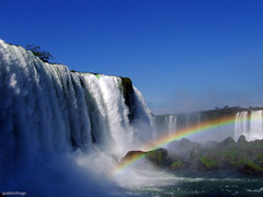Where the rainbows are born (Gustavo Hugo) Tags: born falls where cataratas rainbows fotosafari foz iguassu alfajors s9000 nikonstunninggallery