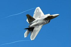 F-22 Raptor! @ Joint Service Open House 5/20/2006 (Nikographer [Jon]) Tags: bird birds geotagged lenstagged md nikon andrews force air maryland 2006 airshow raptor f22 d200 airforce nikkor base usairforce jsoh andrewsairforcebase 80400mmf4556dvr f22raptor nikond200 nikographer nikonstunninggallery jointserviceopenhouse jointserviceopenhouse2006 specobject nikographerjon jss20081 4donegi