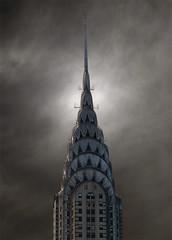 enlightened (idogu) Tags: nyc light newyork topv111 clouds 1025fav skyscraper 500v20f searchthebest topv222 chryslerbuilding xxxxx 1show websetfavorite selectshow