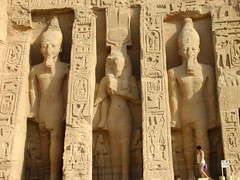 Nefertari's Temple (joliexis) Tags: ancientegypt abusimbel