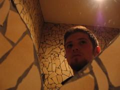 me, peeing (Sawbones84) Tags: brussels vacation bar bathroom belgium springbreak backpacking delirium peeing beerbar