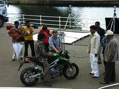 Sivaji in Spain (iVinay) Tags: camera boss india man london film movie dancers actor shooting director superstar chennai tamil shankar tamilnadu shreya kollywood acctress shivaji avm rajinikanth rajini sivaji kanth