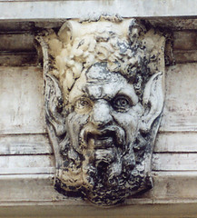 satyr 8 (pieplate) Tags: paris tag3 taggedout architecture tag2 tag1 mascaron