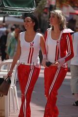Marlboro Girls (Red~Cyan (Pro- 1.8 Million+ Views- Thanks all!)) Tags: f1 montecarlo monaco grandprix formulaone southoffrance raceday cotedazure sponsorbanners