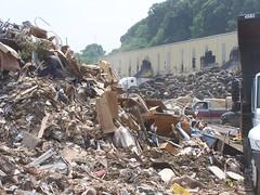 Public Dump, Fort Totten