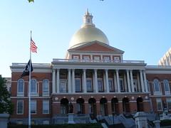 Massachusetts State House (dingobear) Tags: boston massachusettsstatehouse northatlantic2006