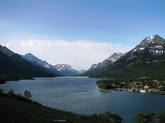 Waterton Lakes National Park, Middle Waterton Lake, AB (Snuffy) Tags: canada unesco worldheritagesite alberta greatshot nationalparks breathtaking watertonlakes straightfromcamera 5photosaday neverbeenthere cans2s excapture worldtrekker ilovemypics qualitypixels
