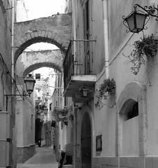 Vieste, medieval part - by pizzodisevo (first of all, my health)