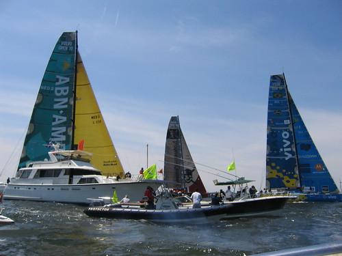 163756750 b175932168 Alicante, nueva sede de la Volvo Ocean Race