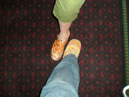 emptywheel's and fabooj's shoes