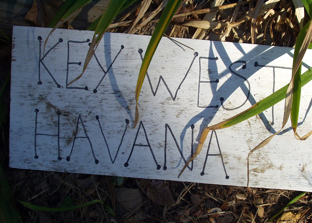 Havana Daydreamin' ? Yes I am... and with Flickr notes, too!