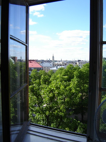 A Room With a View in Helsinki by Anna Amnell