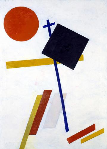 K. Malevich - Suprematism-3