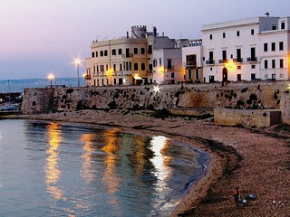 evening in gallipoli