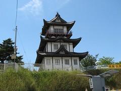 Matsushima  (Marutina) Tags: castle japan matsushima tohoku