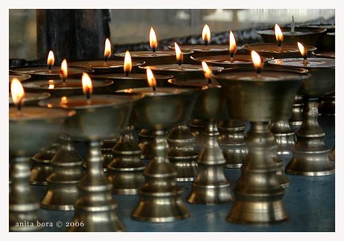 Prayer Lamps