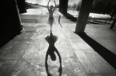 (jon madison) Tags: seattle park people ballet film ir republic photoshoot kodak voigtlander courtney fv5 teen gasworks infrared diafine photofriday bessar 15mm tutu redfilter remarkable hie seniorpics jonmadisoncom photofridayremarkable