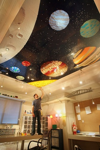 Solar System Projection On Ceiling (page 3) - Pics about space