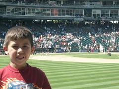 Artie's first Tiger Game (genie28) Tags: artie june252006