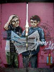 East Side Gallery (JVP pHoTOs) Tags: colour berlin history wall germany gallery grafitti side paintings culture east ost berliner mauer oststrand