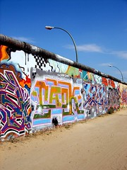 Berlin Wall (JVP pHoTOs) Tags: colour berlin history wall germany gallery grafitti side paintings culture east ost berliner mauer oststrand