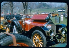 6 - VMCCA Rally, April 1957 (Jon Delorey) Tags: auto car antique rally 1957 vscc larzanderson automoble piercearrow vmcca