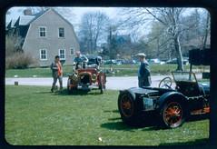 30 - VMCCA Rally, April 1957 (Jon Delorey) Tags: auto car antique rally cadillac 1957 vscc larzanderson automoble vmcca