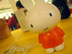 Miffy Phone - by (^_^) wellwin