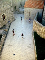 Football, Dubrovnik