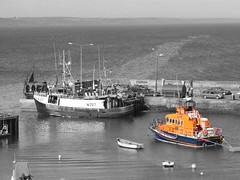 Ballycotton Lifeboat (ballycottonb) Tags: ocean ireland sea ir