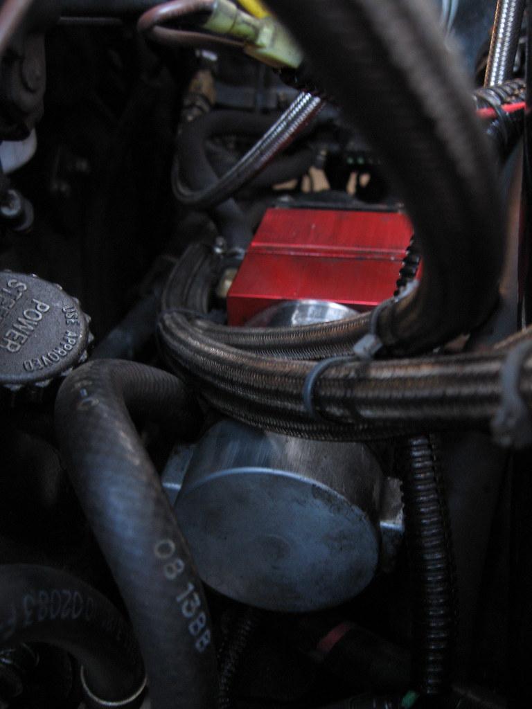 FASS diesel fuel pump