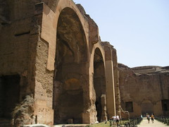Termas de Caracalla (hildajainkoa) Tags: roma erasmus caracalla