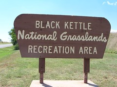 Exploring Oklahoma History: Black Kettle National Grassland